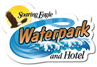 Image result for soaring eagle water park logo
