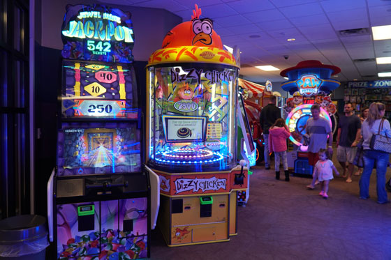 Cyberquest Arcade