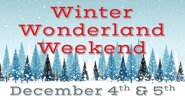Winter Wonderland Weekend