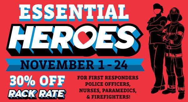 Essential Heroes