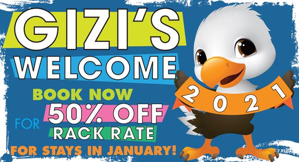 Gizi's Welcome 2021