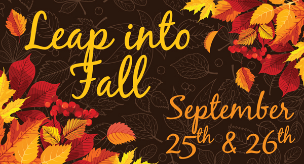 Leap into Fall