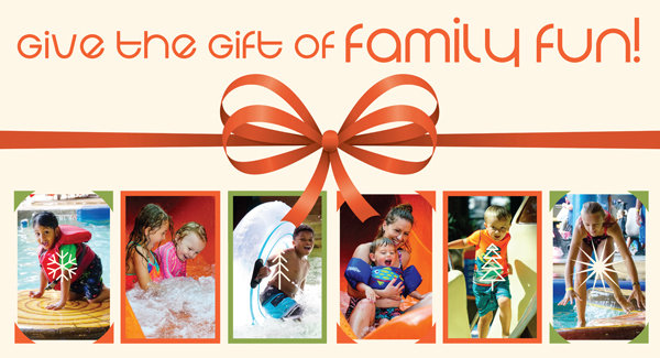Give the Gift of Family Fun!