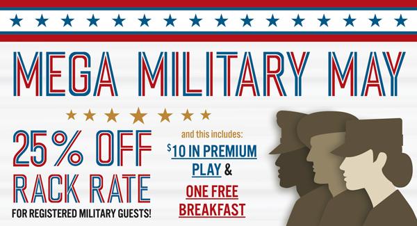 Mega Military May