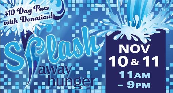 Splash Away Hunger